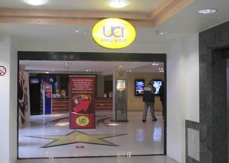 Uci Kinowelt Libori Galerie